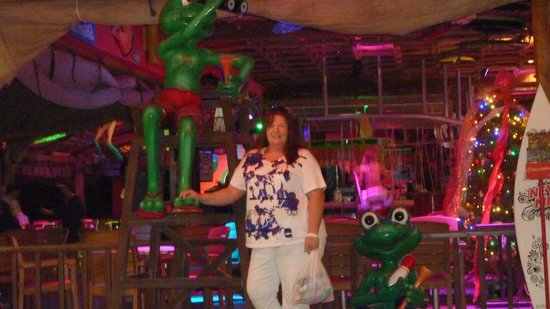 Senor Frog's : Fun place
