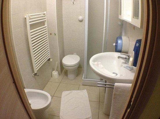 Hotel Antico Distretto : bagno