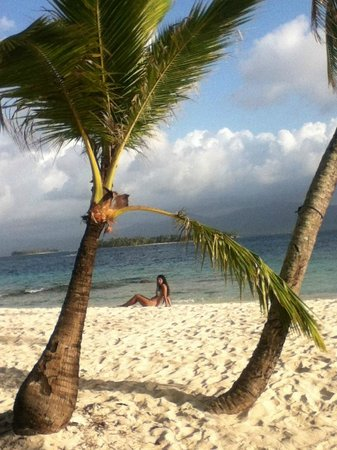 Franklin's:                   Senidup Island