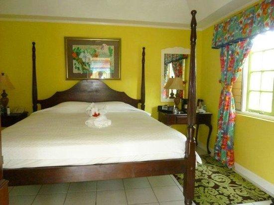 Grand Pineapple Beach Negril:                   GP Garden side cottage room