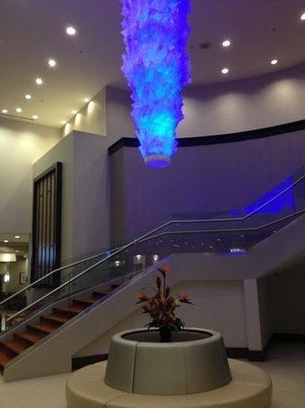 Marriott Niagara Falls Gateway on the Falls Hotel:                   lobby