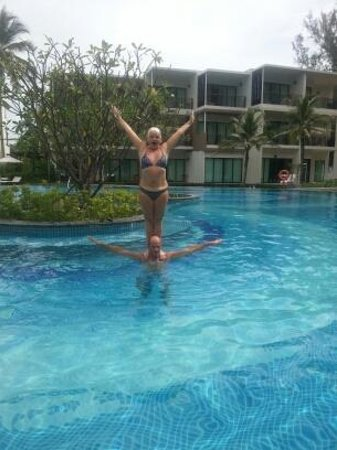 Holiday Inn Phuket Mai Khao Beach Resort:                   champion fun