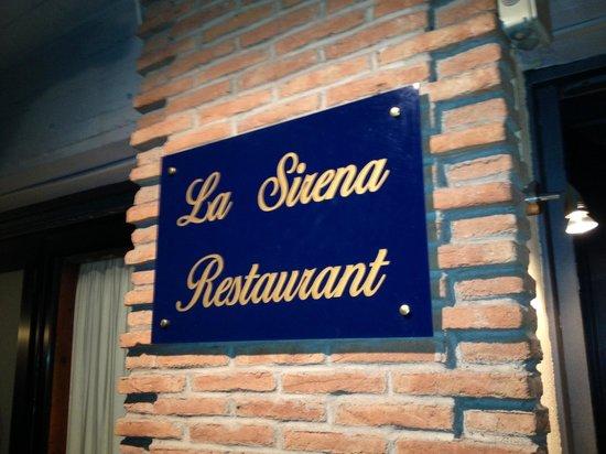 Mercogliano, Italia:                                     La Sirena Restaurant