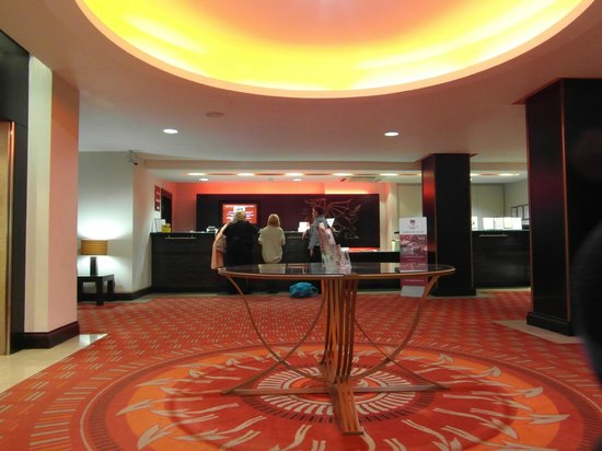 The Dragon Hotel: Reception