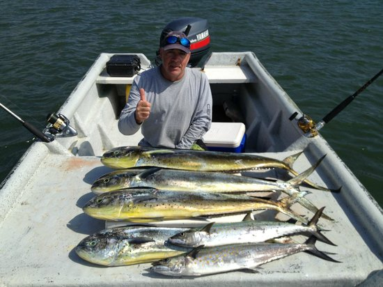 Casita Margarita:                   Great Fishing