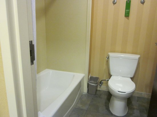 Hampton Inn & Suites San Antonio - Airport: Bathroom