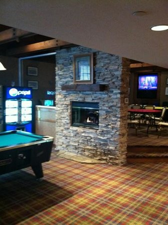 Cherry Valley Lodge: near the pool