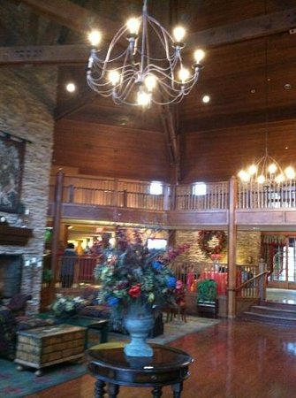 Cherry Valley Lodge: lobby