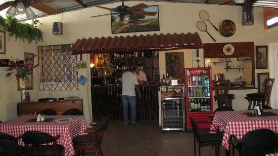 Taverna Firenze:                                     Main floor area