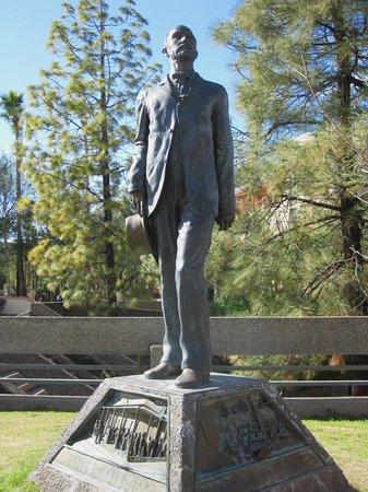 Charles Trumbull Hayden Memorial