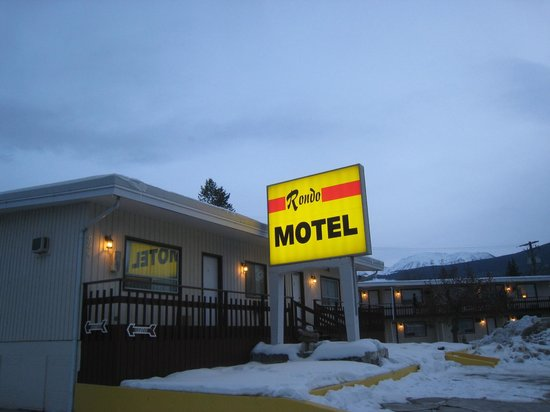 the Rondo Motel - Excelllent
