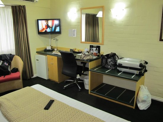 Best Western Grand Country Lodge:                   Room 20