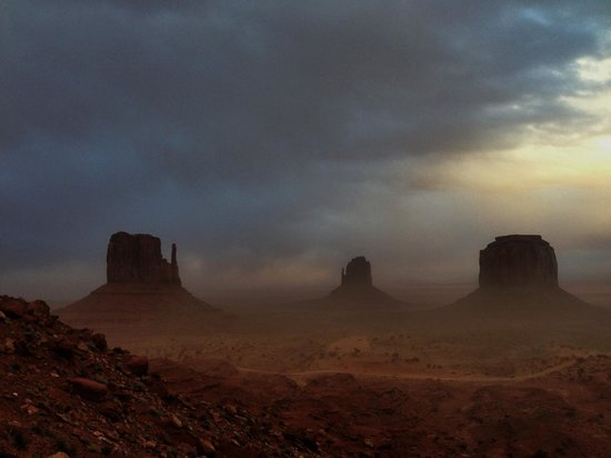 Navajo Spirit Tours In Monument Valley