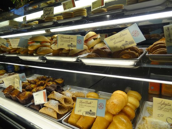 Pappalecco:                   Pastries