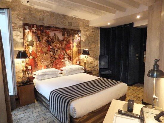 Hotel le Notre Dame:                   お部屋no41
