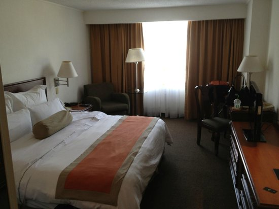 Fiesta Americana Reforma: Our room
