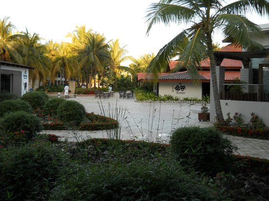 IFA Villas Bavaro Resort & Spa:                   Theatre and quiet pool