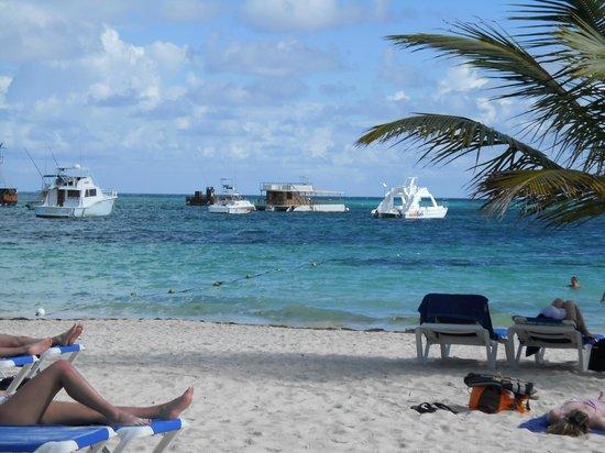 IFA Villas Bavaro Resort & Spa :                   Lazing by the ocean