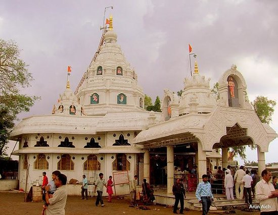 Aurangabad, India:                                                       Beautiful temple very sailent gives lot of