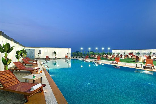 Citrus Pune: Rooftop Swimming Pool