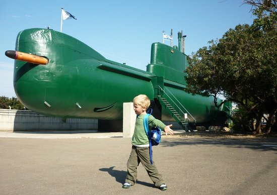 Clandestine Immigration and Naval Museum : If not claustrophobic- go into the submarine...