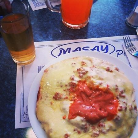 Masay Pizza:                   Pizza Masay