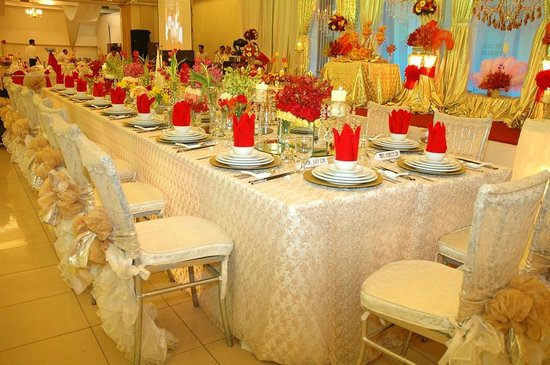 Grand Menseng Hotel: Ballroom (Wedding Setup)