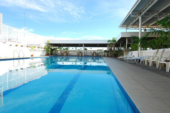 Grand Menseng Hotel: Cool down at our Pool