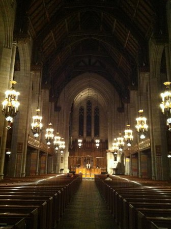 Holy Name Cathedral :                   I was here! Say little prayer ..