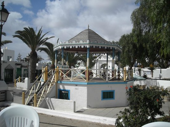 Pueblo Marinero: Kiosco