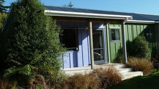 Catlins Newhaven Holiday Park:                                     Vue de l'extérieur