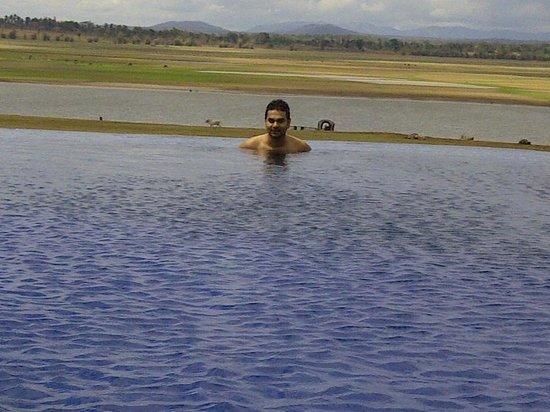 Orange County Resorts Kabini: The Infinity pool