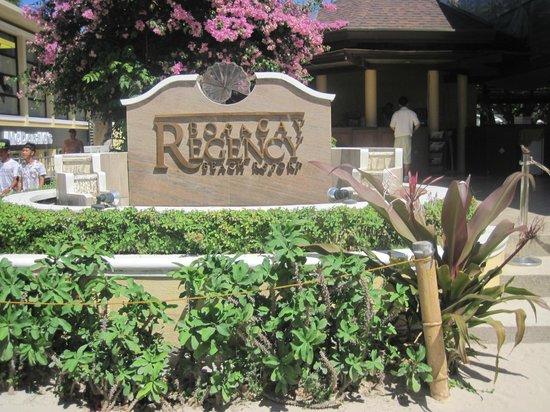 Henann Regency Resort & Spa:                   Outdoor