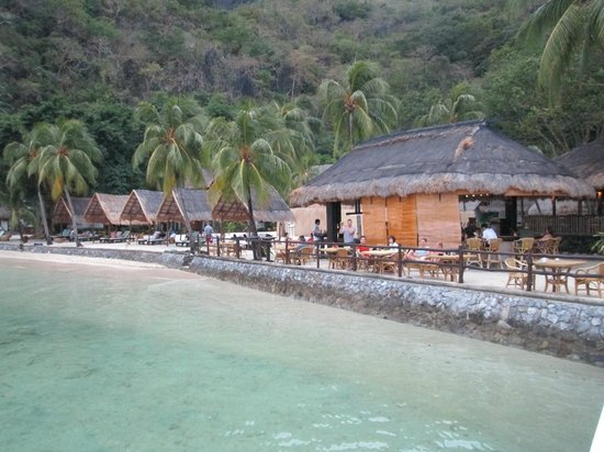 El Nido Resorts Miniloc Island: Beach Bar