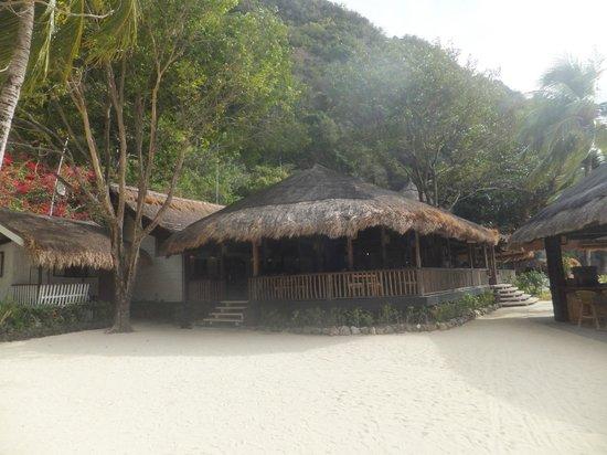 El Nido Resorts Miniloc Island: clubhouse