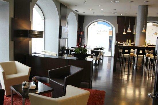 Abba Rambla Hotel: Lobby