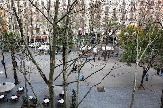 Abba Rambla Hotel: View at Raval Square