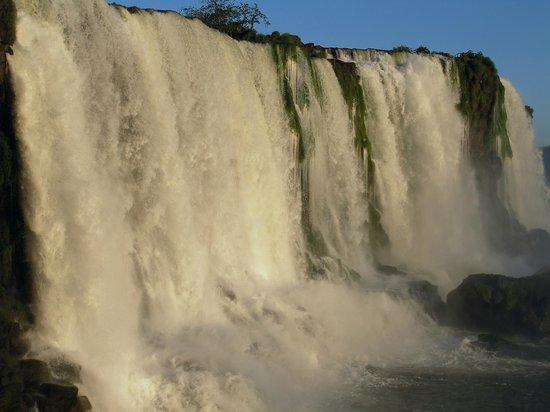 Exe Hotel Cataratas: Vista de una de las Cataratas. Brasil.