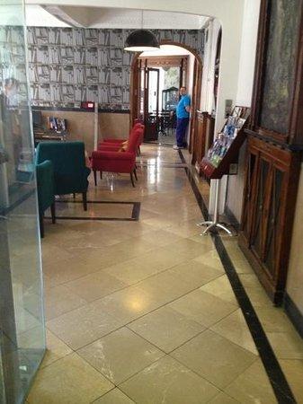 Hotel Lloret Ramblas: hall