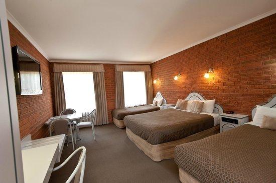 Wagga Wagga Accommodation Family Rooms