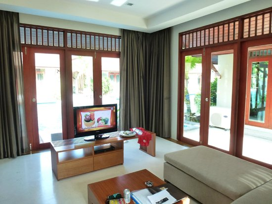 L'esprit de Naiyang Resort: Room