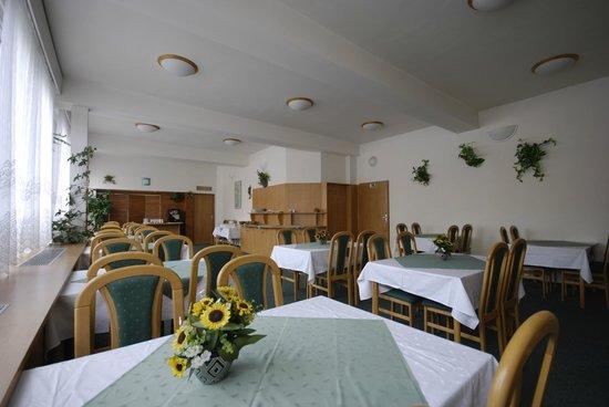 Hotel Stadion:                   breakfast room