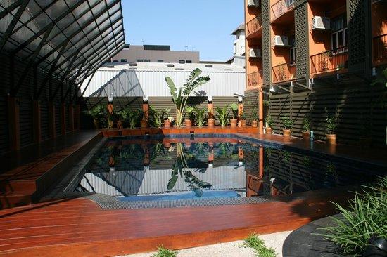 Reno Hotel:                   piscine du Reno