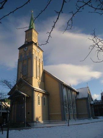 Thon Hotel Tromso :                   Tromso Cathedral