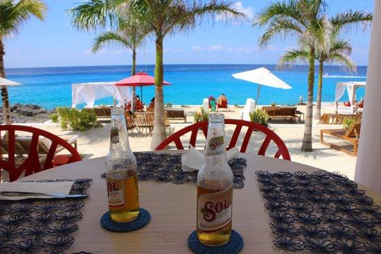 Hotel B Cozumel:                   Restaurant