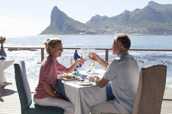 Tintswalo Atlantic: Romantic meals