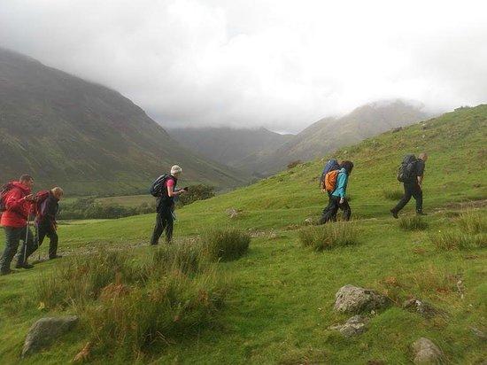 Mobile Adventure - Day Adventures:                   Walking!