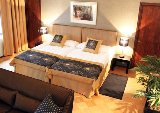 Art Hotel Honkahovi: King's Room