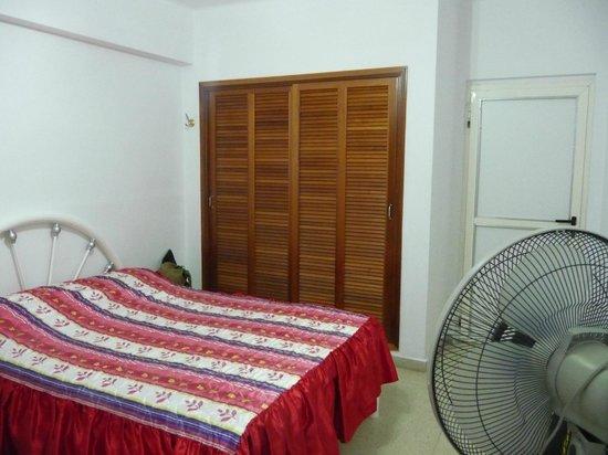 Casa Maura Habana Vieja:                   La nostra camera