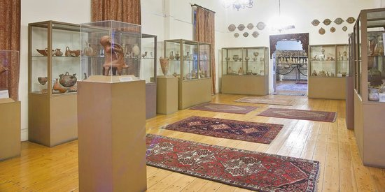 Pierides Museum - Bank of Cyprus Cultural Foundation: Prehistoric Period